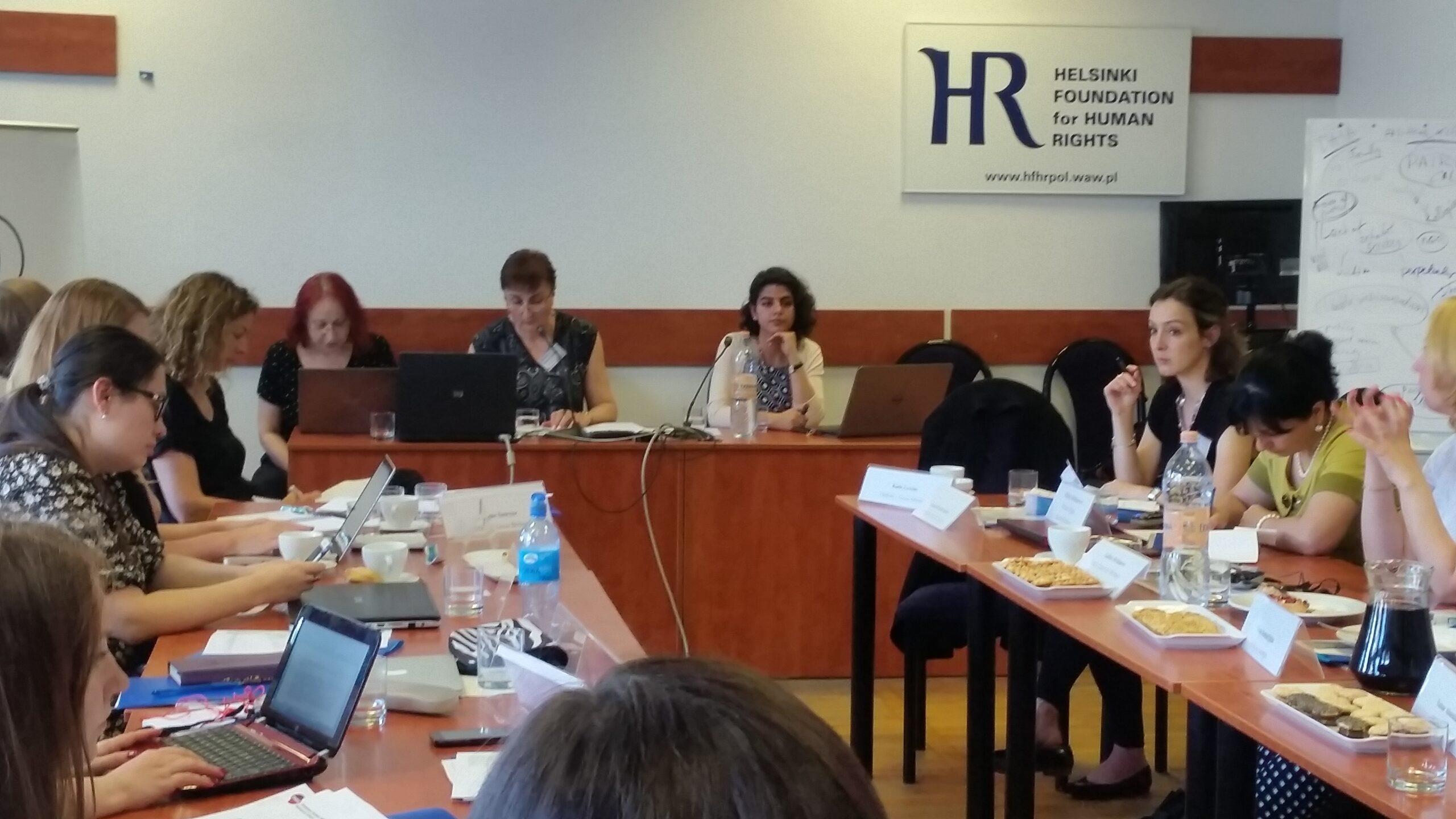 Combatting violence against women through litigation