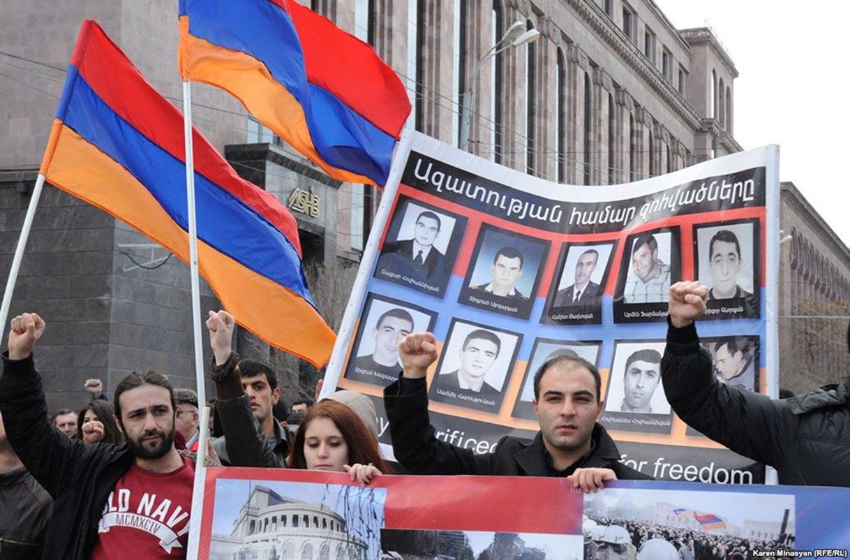Farmanyan and others v Armenia