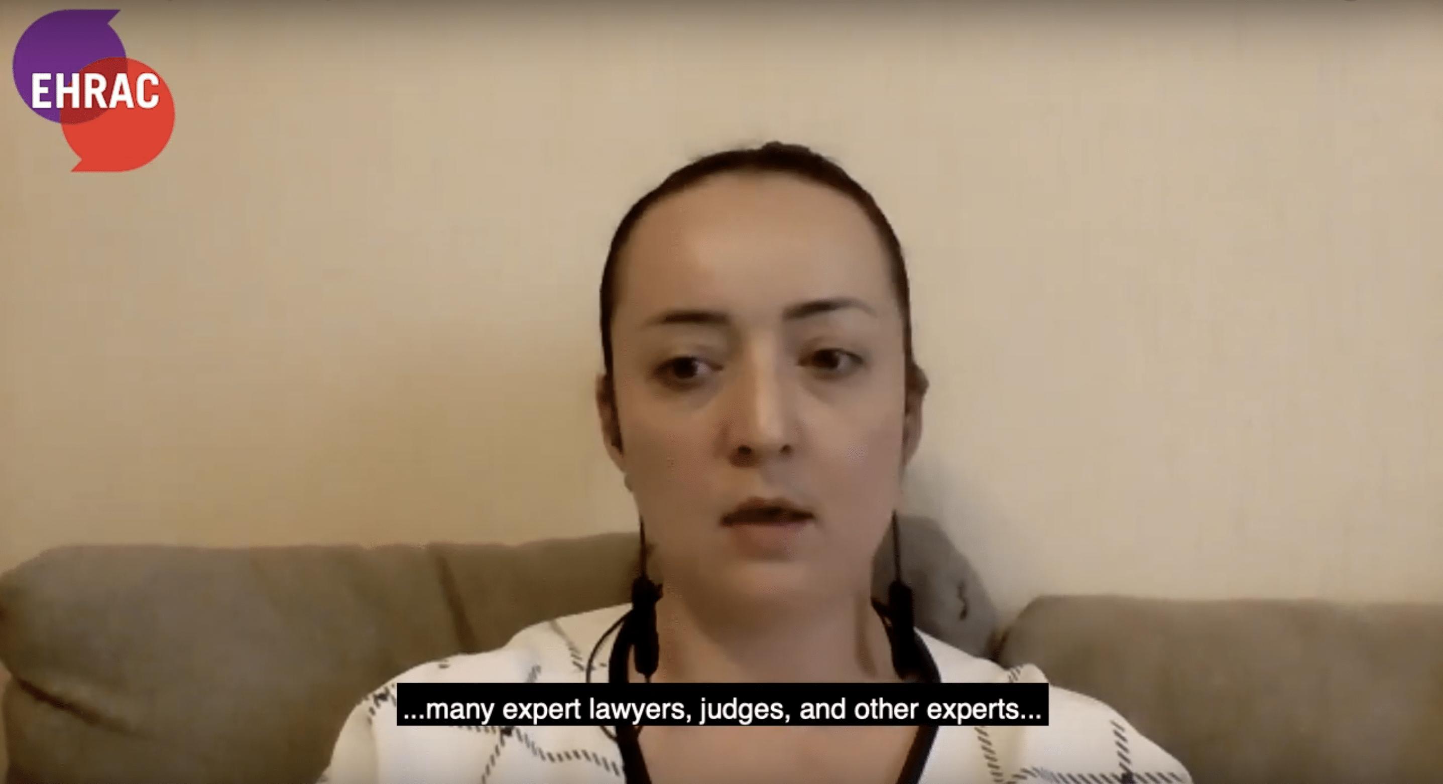 Profile of a Human Rights Defender: Mari Davtyan