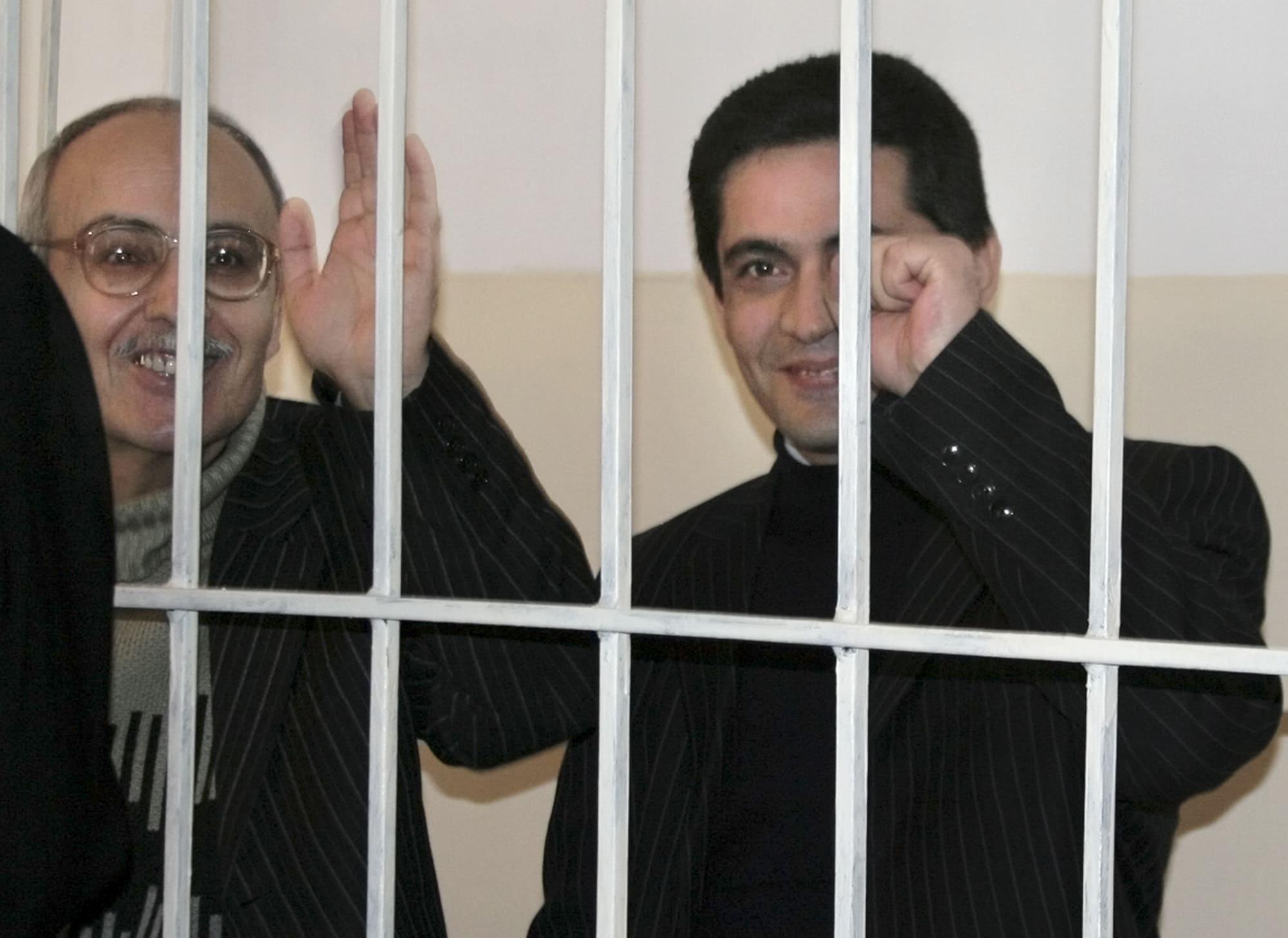 Tagiyev and Huseynov v Azerbaijan