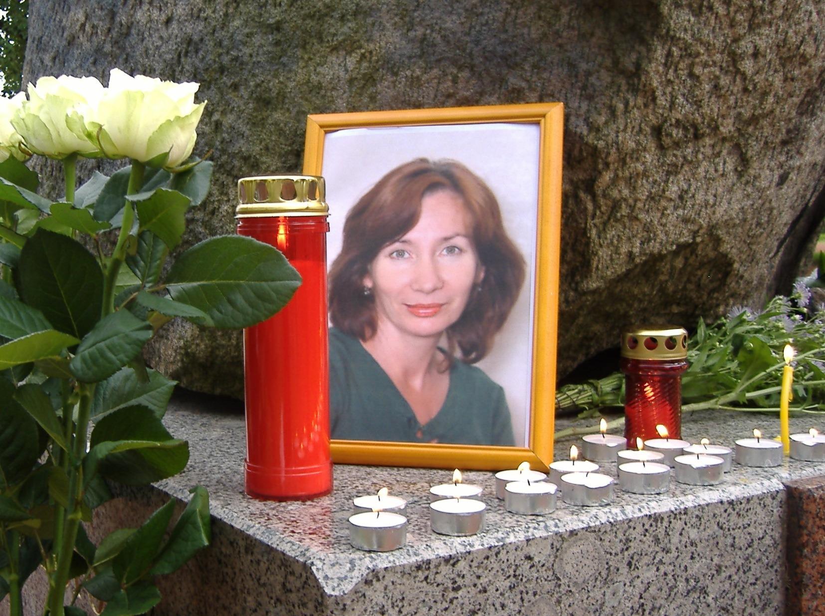 Remembering Natalia Estemirova