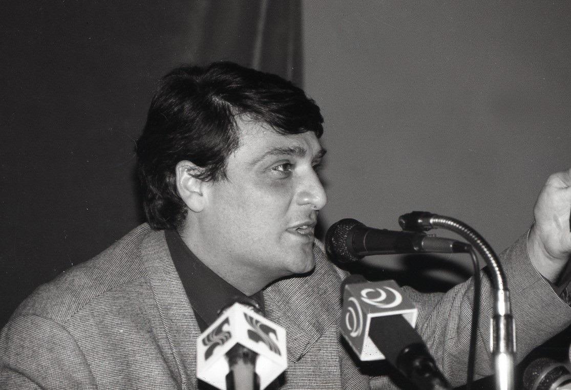 Manipulated phone recording causes Georgian politician's unfair trial