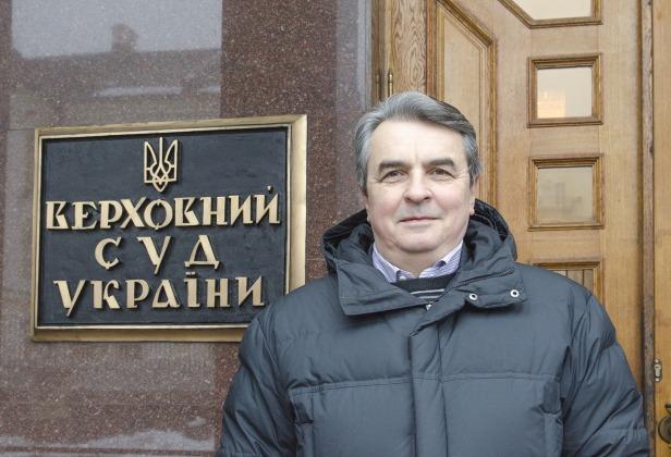 Interview with Judge Oleksandr Volkov
